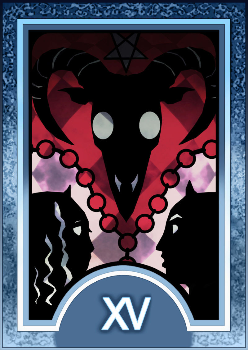 Social Link: Le Diable Yzmgai11