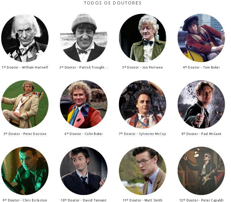 Doctor Who: Tudo sobre um maluno em uma caixa ^^ O_dout10