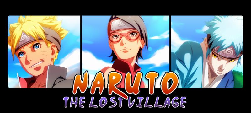 Naruto: The Lost Village