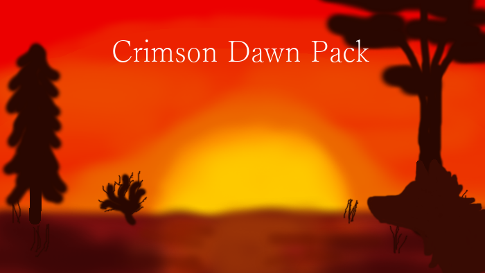 Crimson Dawn Pack