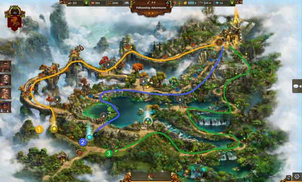 AVENTURAS de HERMANDAD: DETALLES GENERALES Path110