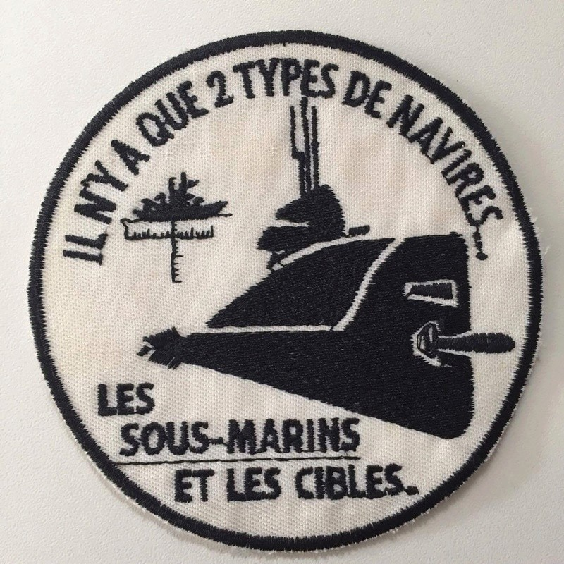 Ma collec. patchs Marine Nationale : sous-marins , cdo etc. - Page 7 Img_0114