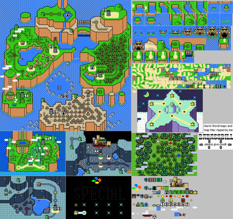 A Request List for My Upcoming Mario Builder Project Snes_s10