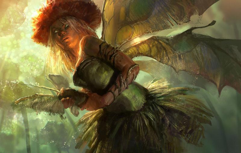 Внепространственный карман Fairy11