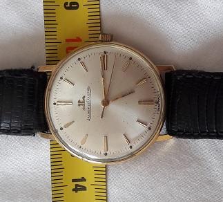 Enicar -  [Postez ICI les demandes d'IDENTIFICATION et RENSEIGNEMENTS de vos montres] - Page 3 Diamet10