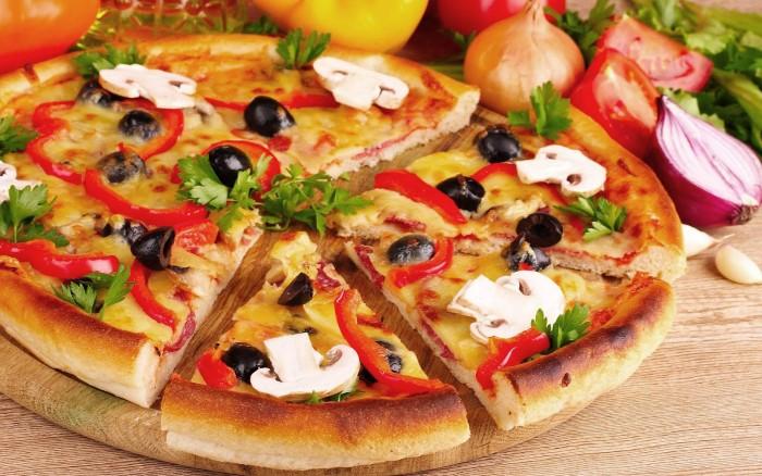 افضل طريقة لعمل البيتزا A-310