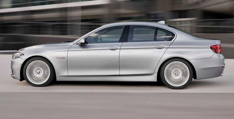 بي ام دبليو BMW 520i 2017 Untitl10