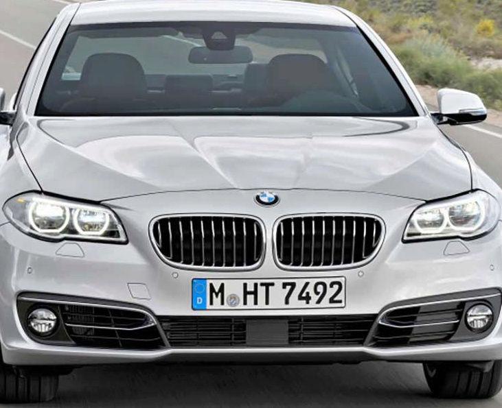 بي ام دبليو BMW 520i 2017 Untitl12
