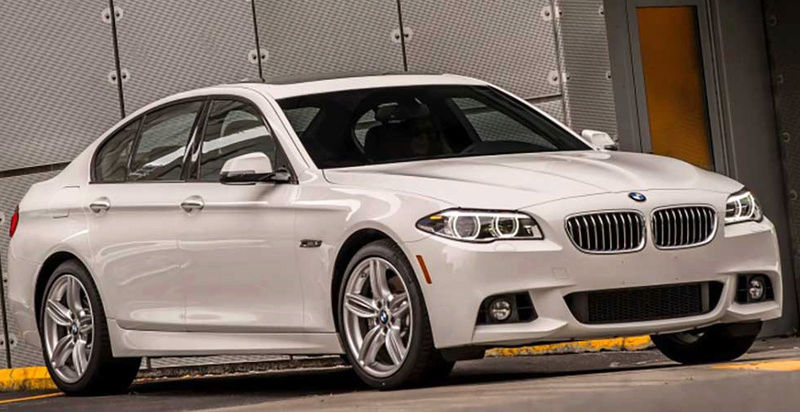 بي ام دبليو BMW 520i 2017 Untitl13