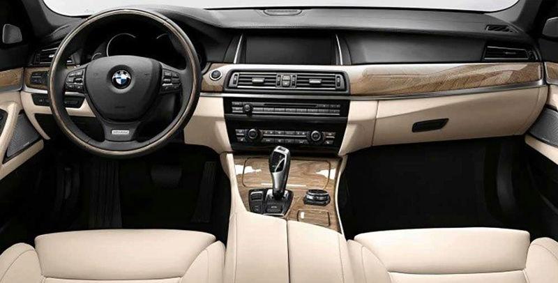 بي ام دبليو BMW 520i 2017 Untitl14