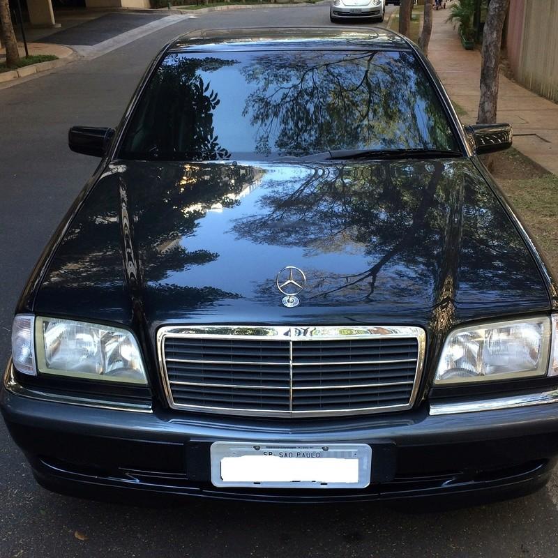 (VENDIDO): W202 C280 97/98 - R$ 26.000,00 - VENDIDO Img_8331