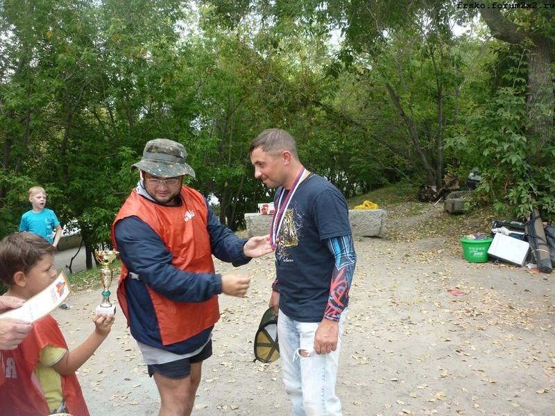 Чемпионат г. Кургана по ловле донной удочкой P1070410