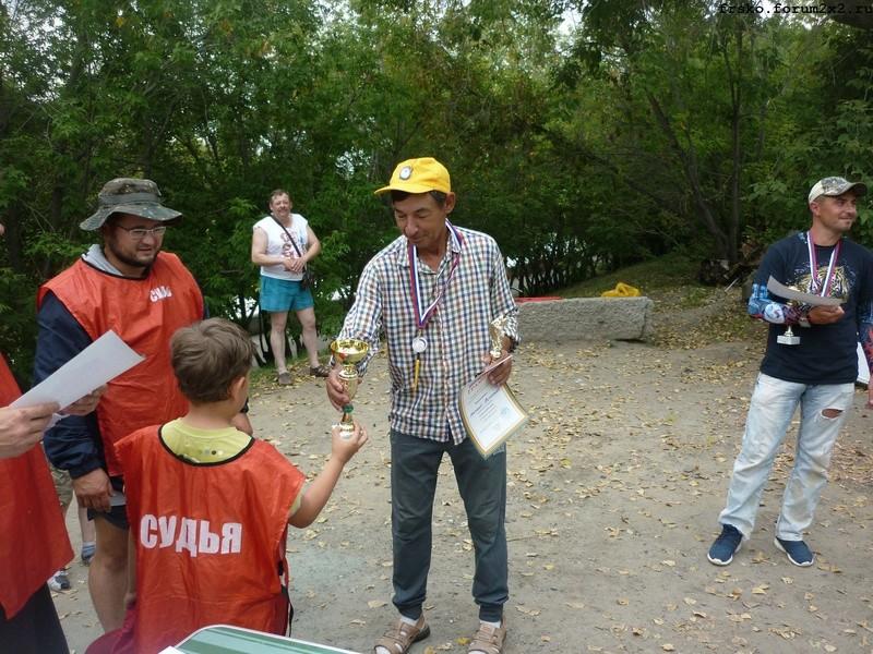 Чемпионат г. Кургана по ловле донной удочкой P1070412