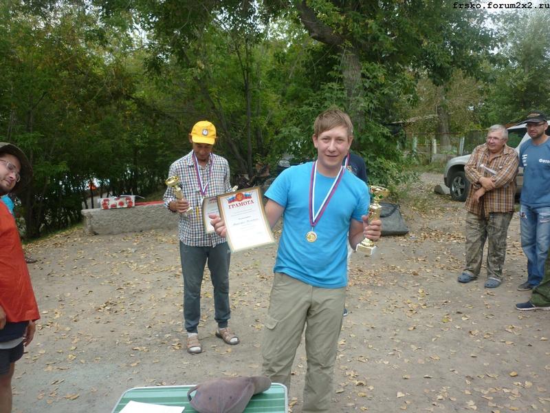 Чемпионат г. Кургана по ловле донной удочкой P1070415