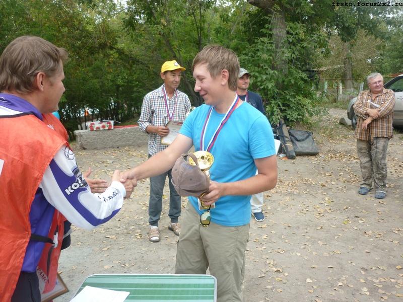 Чемпионат г. Кургана по ловле донной удочкой P1070416