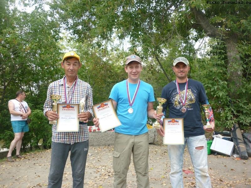 Чемпионат г. Кургана по ловле донной удочкой P1070417