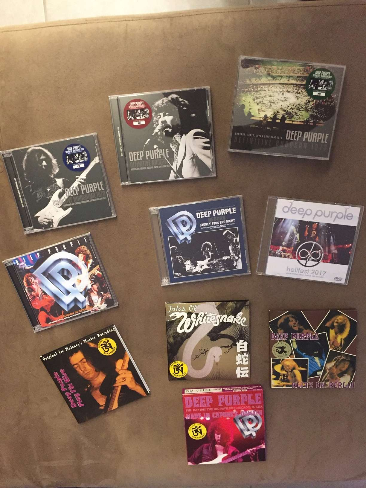 CD /DVD /Blu-ray/ LP achats - Page 2 Img_4524