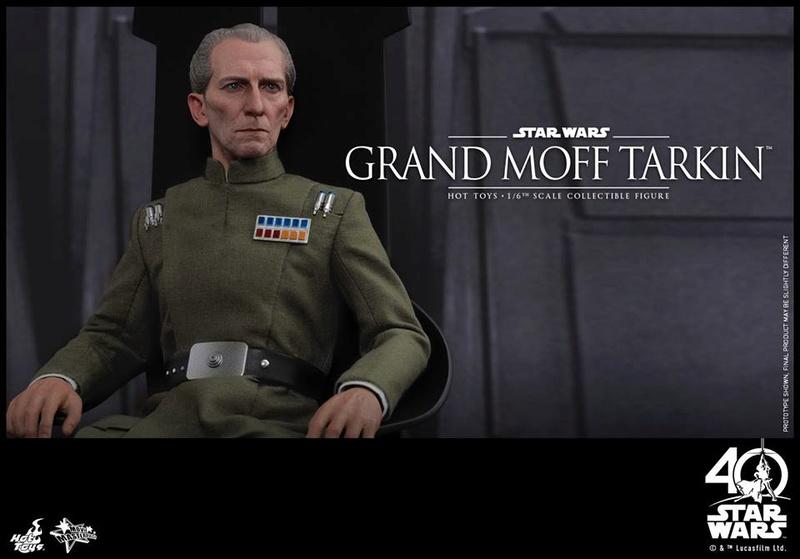 [Hot Toys]- Star Wars EP IV - Grand Moff Tarkin 1/6 20638510