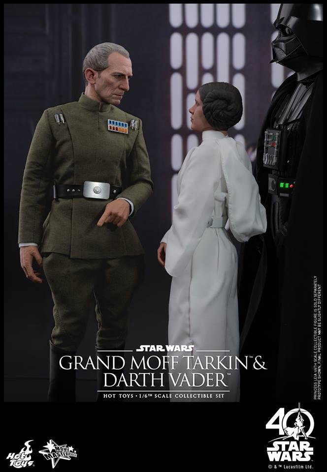 [Hot Toys]- Star Wars EP IV - Grand Moff Tarkin 1/6 20638511