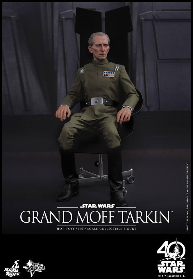 [Hot Toys]- Star Wars EP IV - Grand Moff Tarkin 1/6 20638610