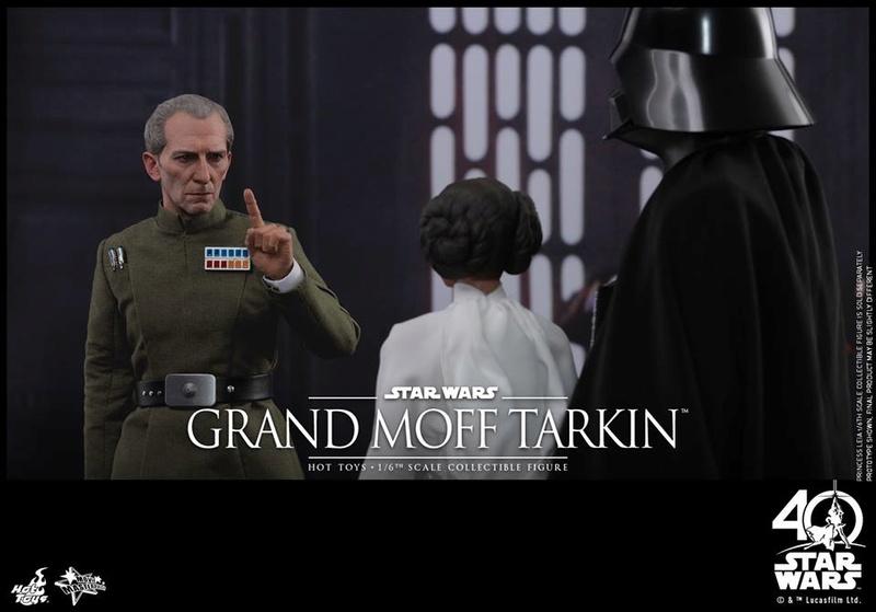 [Hot Toys]- Star Wars EP IV - Grand Moff Tarkin 1/6 20638812