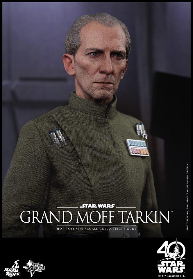 [Hot Toys]- Star Wars EP IV - Grand Moff Tarkin 1/6 20663610