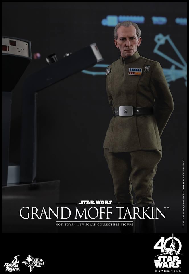 [Hot Toys]- Star Wars EP IV - Grand Moff Tarkin 1/6 20663611