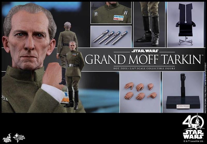 [Hot Toys]- Star Wars EP IV - Grand Moff Tarkin 1/6 20664110