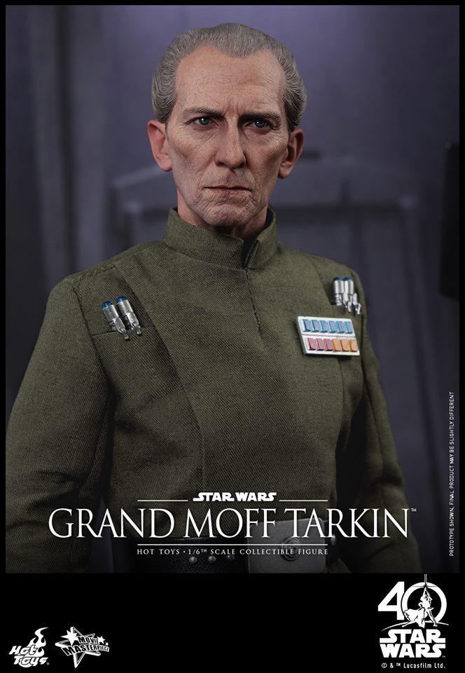 [Hot Toys]- Star Wars EP IV - Grand Moff Tarkin 1/6 20664310