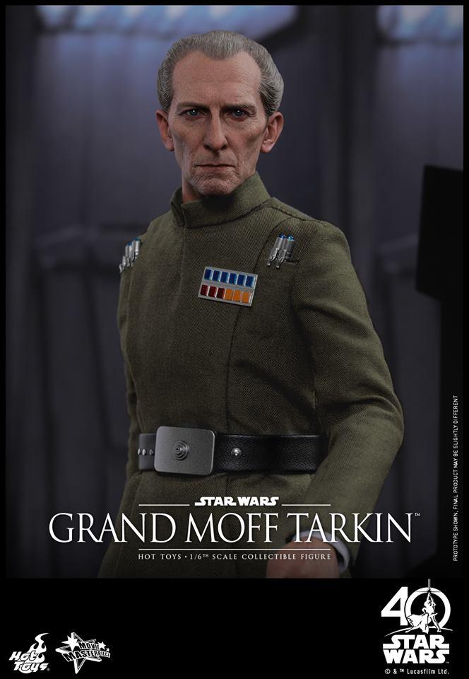 [Hot Toys]- Star Wars EP IV - Grand Moff Tarkin 1/6 20664410