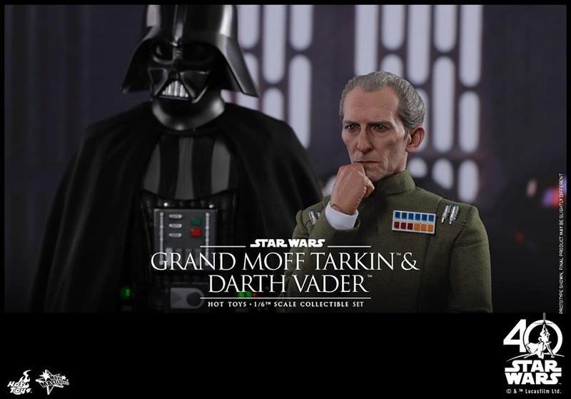 [Hot Toys]- Star Wars EP IV - Grand Moff Tarkin 1/6 20664412
