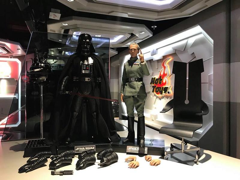 [Hot Toys]- Star Wars EP IV - Grand Moff Tarkin 1/6 20664510
