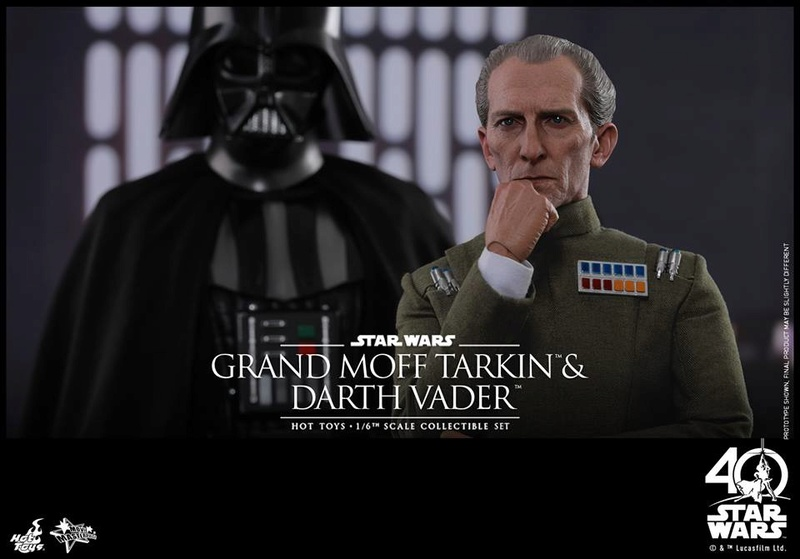 [Hot Toys]- Star Wars EP IV - Grand Moff Tarkin 1/6 20664612