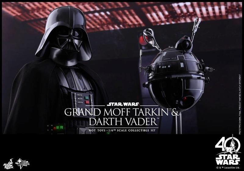 [Hot Toys]- Star Wars EP IV - Grand Moff Tarkin 1/6 20664811