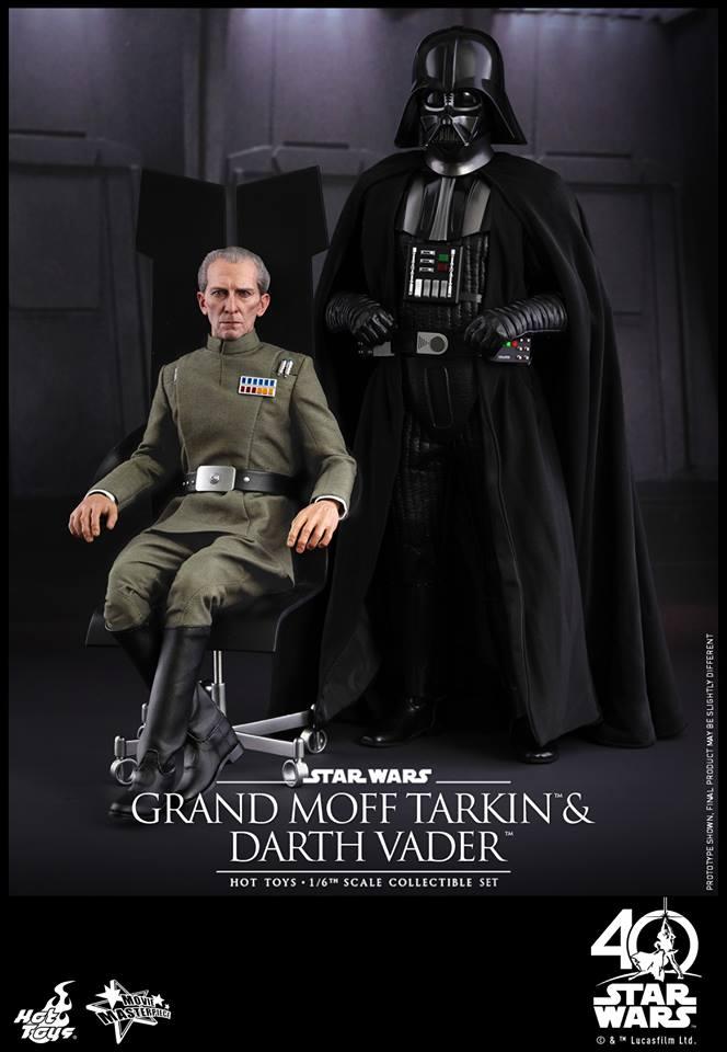 [Hot Toys]- Star Wars EP IV - Grand Moff Tarkin 1/6 20664910