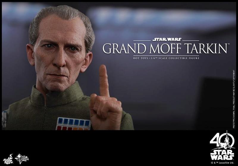 [Hot Toys]- Star Wars EP IV - Grand Moff Tarkin 1/6 20707910