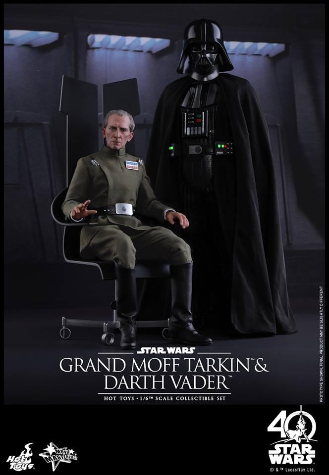 [Hot Toys]- Star Wars EP IV - Grand Moff Tarkin 1/6 20708310