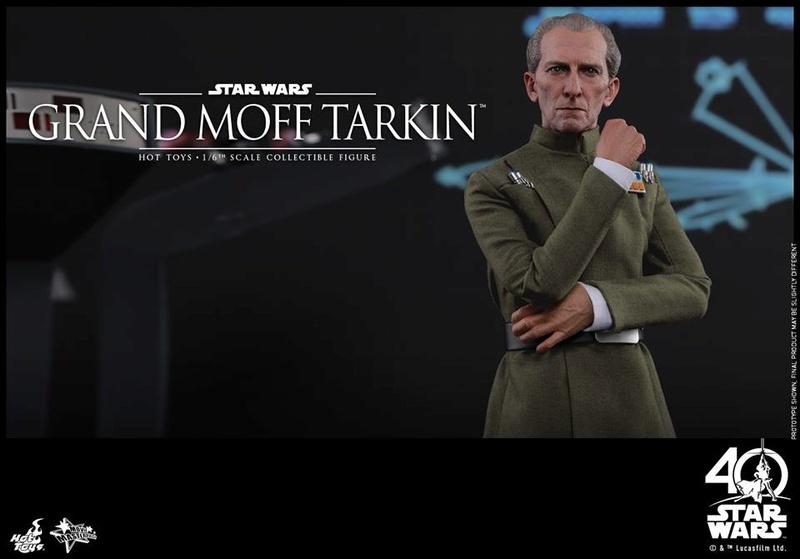 [Hot Toys]- Star Wars EP IV - Grand Moff Tarkin 1/6 20728310