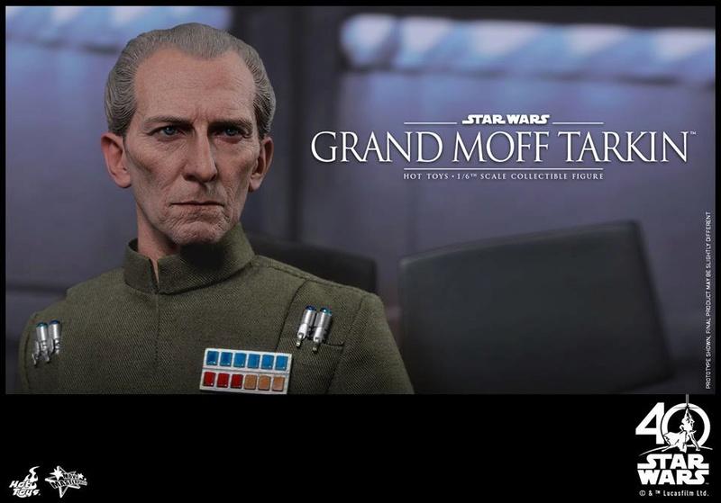 [Hot Toys]- Star Wars EP IV - Grand Moff Tarkin 1/6 20729410