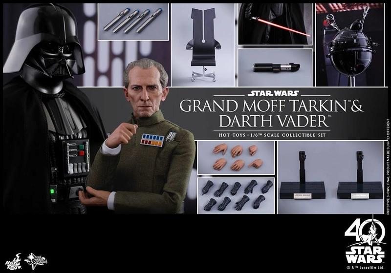 [Hot Toys]- Star Wars EP IV - Grand Moff Tarkin 1/6 20767910