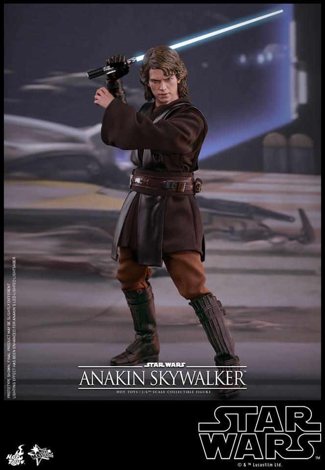 [Hot Toys]- Star Wars EP III - Anakin Skywalker 1/6 21078610