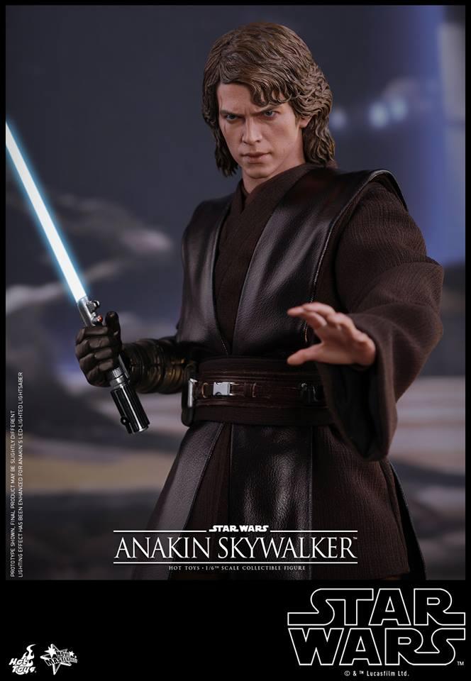 [Hot Toys]- Star Wars EP III - Anakin Skywalker 1/6 21078611