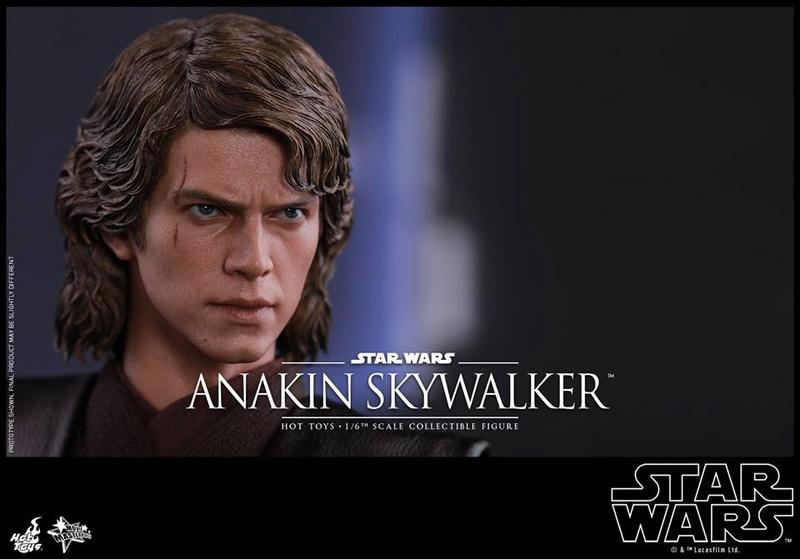 [Hot Toys]- Star Wars EP III - Anakin Skywalker 1/6 21078810