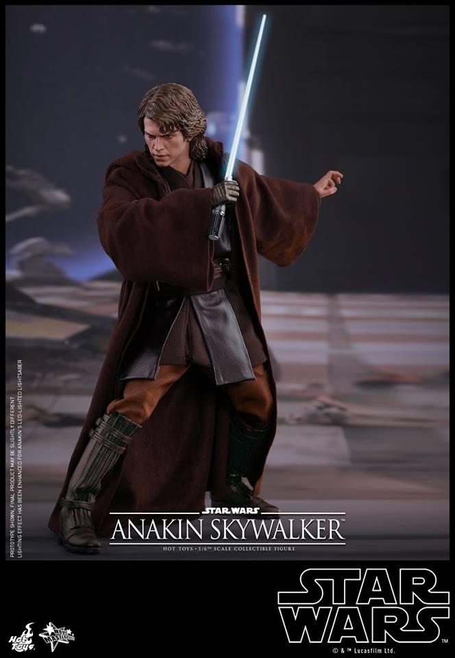 [Hot Toys]- Star Wars EP III - Anakin Skywalker 1/6 21078811