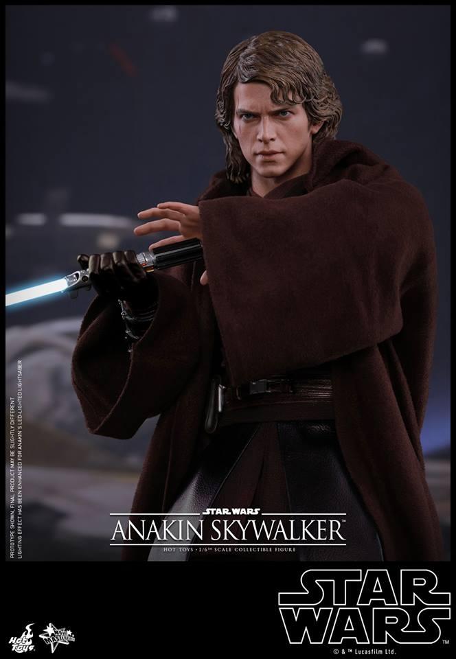 [Hot Toys]- Star Wars EP III - Anakin Skywalker 1/6 21105410