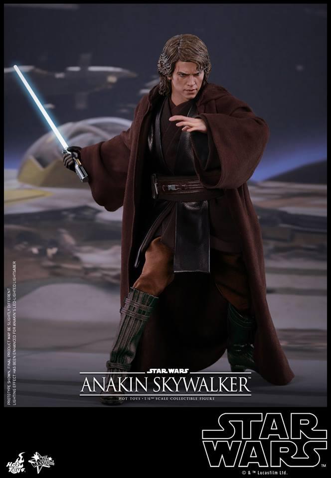 [Hot Toys]- Star Wars EP III - Anakin Skywalker 1/6 21106410