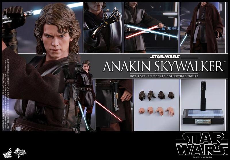 [Hot Toys]- Star Wars EP III - Anakin Skywalker 1/6 21106510