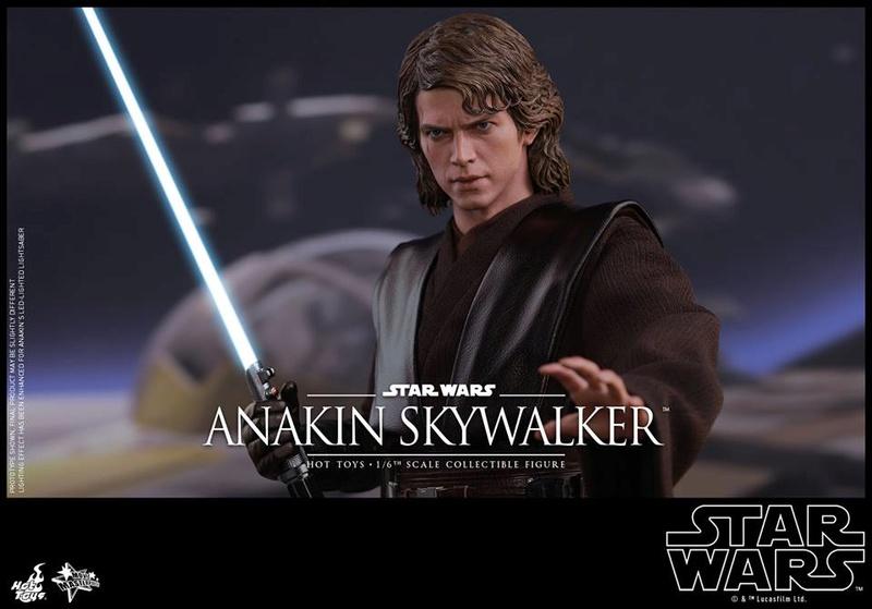 [Hot Toys]- Star Wars EP III - Anakin Skywalker 1/6 21150010