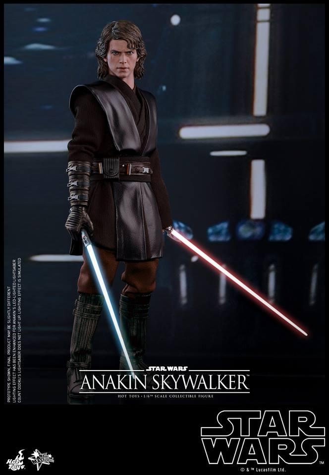 [Hot Toys]- Star Wars EP III - Anakin Skywalker 1/6 21150410