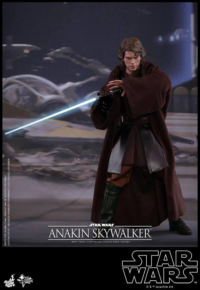 [Hot Toys]- Star Wars EP III - Anakin Skywalker 1/6 21151410
